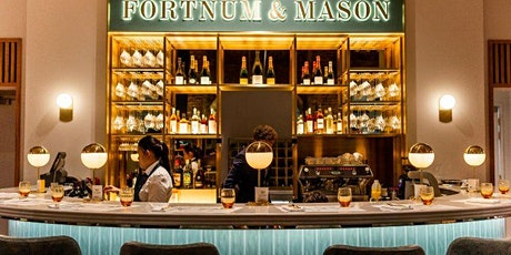 Christmas Wine Tasting at The Fortnum & Mason St Pancras Bar tickets