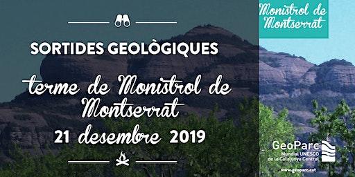 Sortida Geològica pel terme de Monistrol de Montserrat 191221