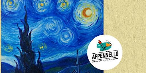Senigallia (AN): Stelle e Van Gogh, un aperitivo A