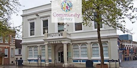 Basingstoke Community Lottery - Open Q&A tickets
