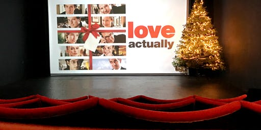 Festive cosy screening of Love Actually at Mutiny Threatre