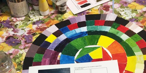 Workshop: aiuto non so fare i colori!