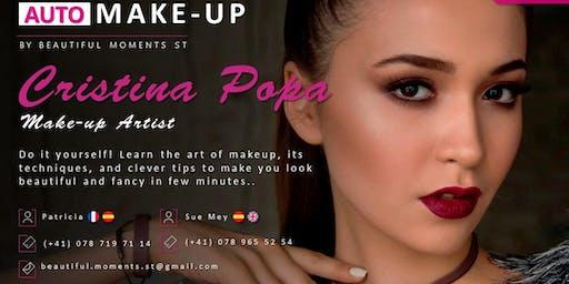 Auto Make-up workshop with Make-up artist