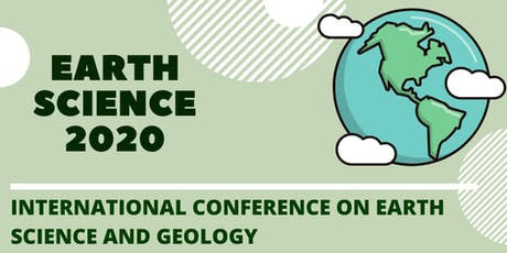International Conference on Earth Science and Geology tickets
