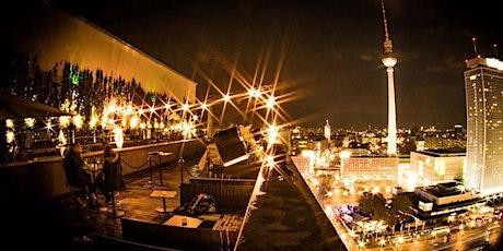 Glühwein Rooftop Night - Berlins höchste Glühweinbar Tickets