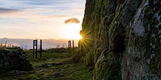 Solstizio d'Inverno 2019 dall'alba al tramonto