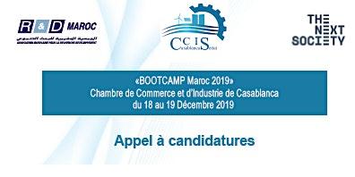«BOOTCAMP Maroc 2019»