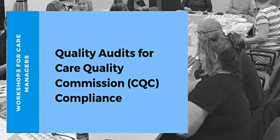 Quality Audits for CQC Compliance