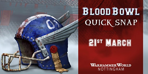 Blood Bowl Quick Snap