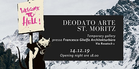 Deodato Arte St. Moritz Opening Night biglietti