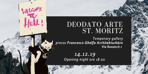 Deodato Arte St. Moritz Opening Night
