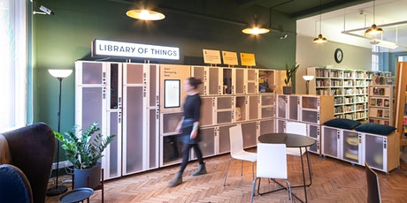 Library of Things: The Tour tickets