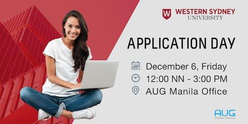 AUG   Western Sydney University (FREE Info-Session)