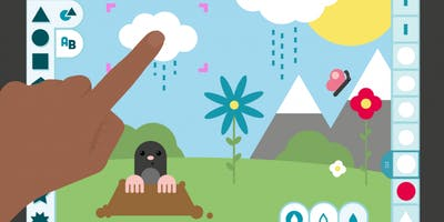 Einmaliger FerienWORKSHOP: Digital Art
