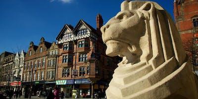 Nottingham City Centre Literary Walking Tour