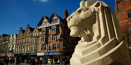 Nottingham City Centre Literary Walking Tour tickets