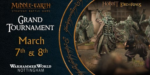 Middle-earth™ Grand Tournament 2020