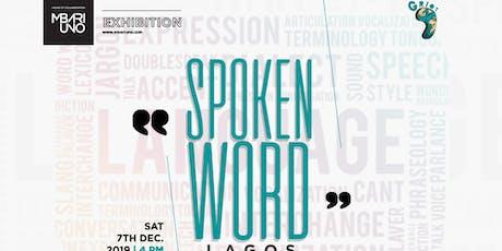 Spoken Word Lagos tickets