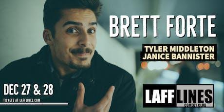 Brett Forte tickets