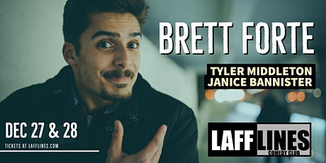 Brett Forte tickets