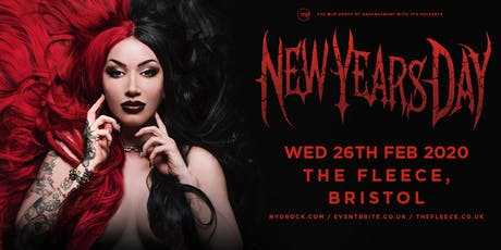 New Years Day  tickets