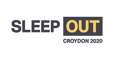 Evolve Sleep Out 2020, sponsored by Croydon BID tickets