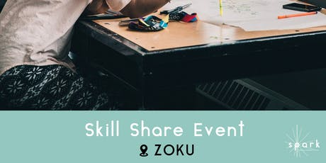 Spark Skill Share Event (Unconference) tickets