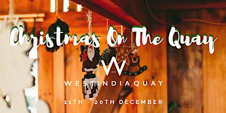 Christmas On The Quay tickets