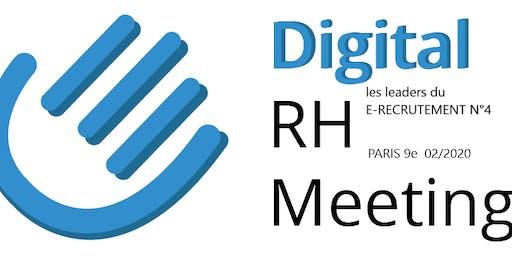 DIGITAL RH > E RECRUTEMENT 2020 - 4e édition > PARIS