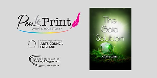 Pen to Print: The Gaia Solution Book Launch with Guest Chair Ian Ayris