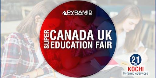 Super Canada UK Education Fair 2019 - Kochi
