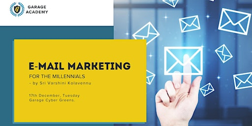 E-mail marketing for the Millenials