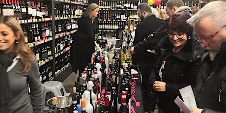 Dégustation de vins - Bouteille de vin Gratuite /inscription (offre limitée) billets