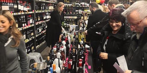 Dégustation de vins - Bouteille de vin Gratuite /inscription (offre limitée)