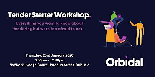 Tender Starter Workshop