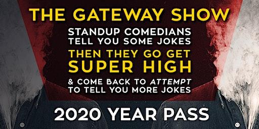 The Gateway Show - Portland - 2020 Pass