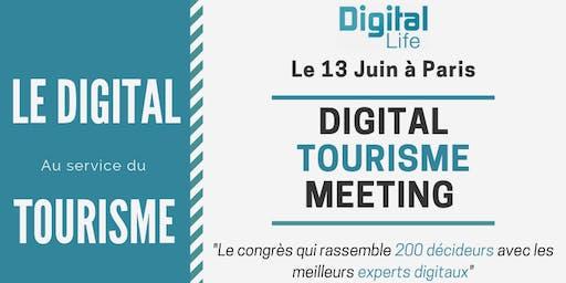 DIGITAL TOURISME MEETING 2020 - édition 2 (e-tourisme  - hotels - voyages)