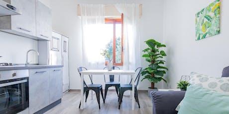 Il più esclusivo OPEN HOUSE con aperitivo dove visitare la tua nuova casa! biglietti