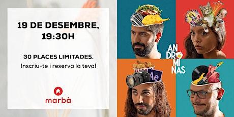 Show impro Marbà tickets