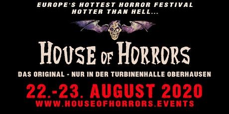 House of Horrors 2020 Tickets