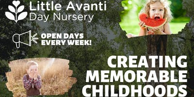 VISIT LITTLE AVANTI STANMORE ANYTIME- email us sta