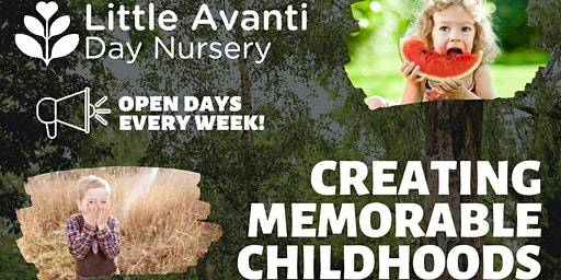 VISIT LITTLE AVANTI STANMORE ANYTIME- email us stanmore@littleavanti.org.uk