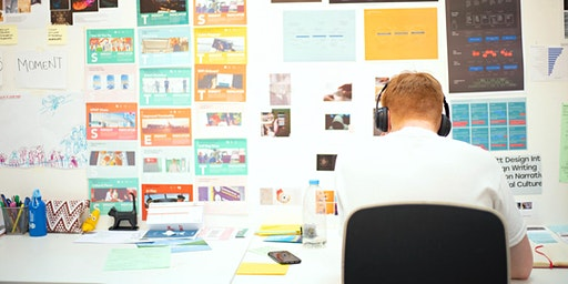 Working Space programme event: Making the most of your Degree Show