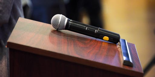 Public Speaking Masterclass