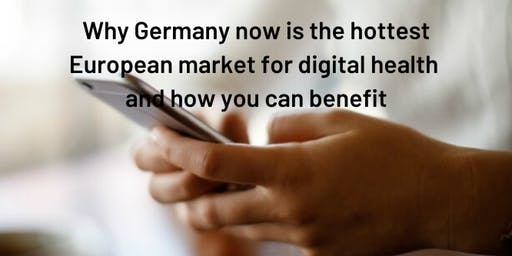 Why Germany now is the hottest European market for digital health