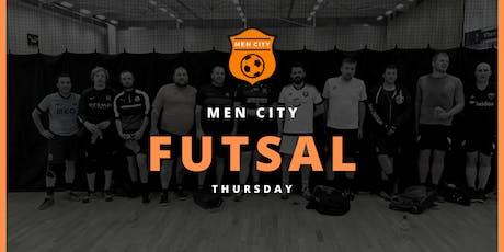 Men City | Thursday Night Futsal tickets