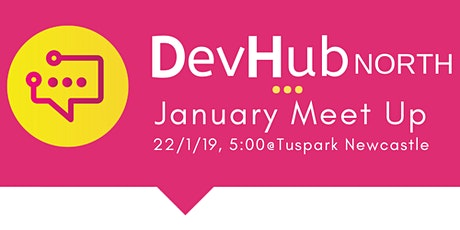 DevHub North - January Meet-up tickets