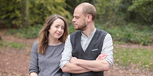 Chris Elliott and Caitlin Jones