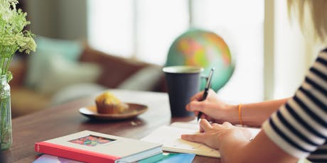 Creative Writing - Writing Workout (6 Week Course) tickets