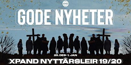 Xpand Nyttårsleir 2019 tickets